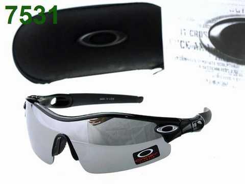 oakley lunette avis