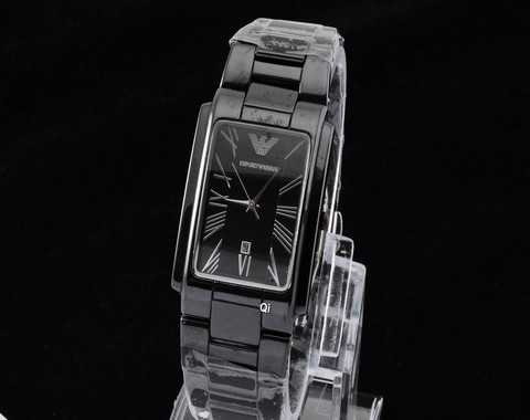 montre armani ar 673 montre emporio armani homme ar0156 bracelet acier fond noir montre armani. Black Bedroom Furniture Sets. Home Design Ideas