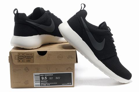 Nike Roshe Run Black Speckle Pas Cher