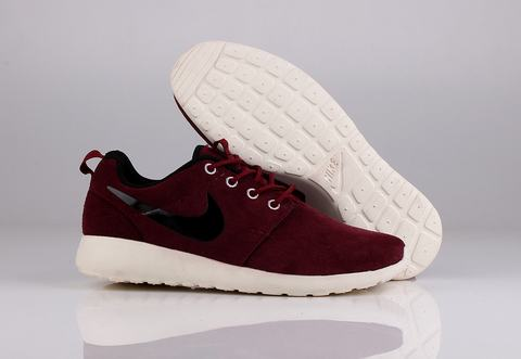 Nike Roshe One Rouge Noir