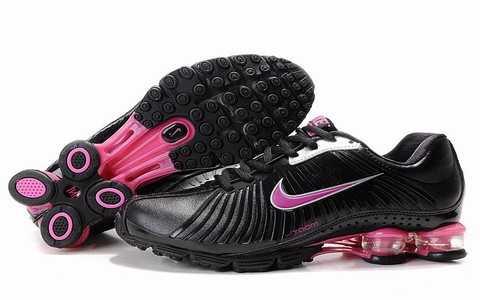 Chaussures Nike Shox Femme