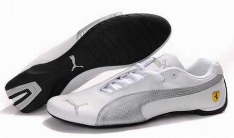 puma chaussures de sport chaussures puma testa noir. Black Bedroom Furniture Sets. Home Design Ideas