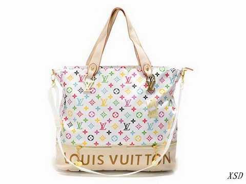 Louis Vuitton Sac Blanc